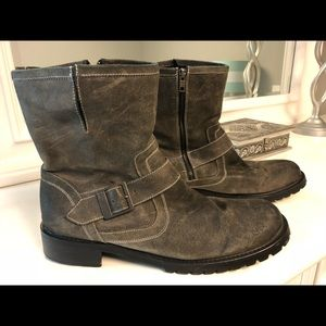 Kenneth Cole boots Men's 12